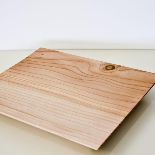 Tagliere in legno massello di cedro 54 X 33 cm